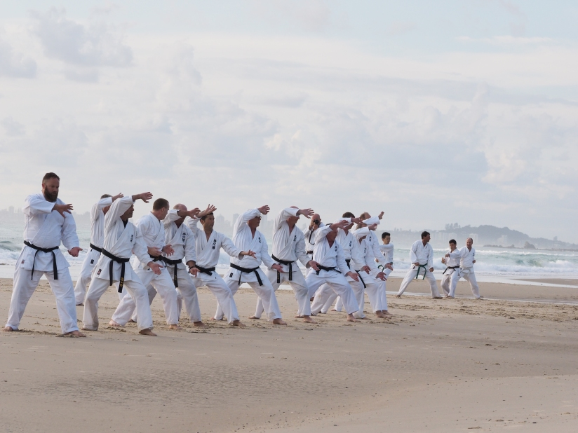 2014 Kei Shin Kan National Training Camp