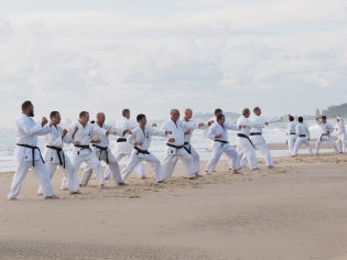 Kei Shin Kan Karate Do - Annual National Training Camp