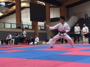 Kei Shin Kan Karate Do - National All Styles Tournament